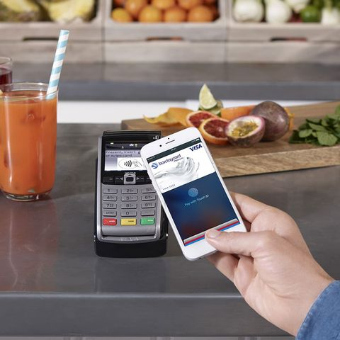 Barclays lets its customers use Apple Pay - Good Housekeeping