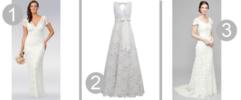 2 Ivory Bella Vintage Keyhole Wedding Dress 165 Available Frm Bhs 3 Sophie Lace 150 From Strapless Dresses