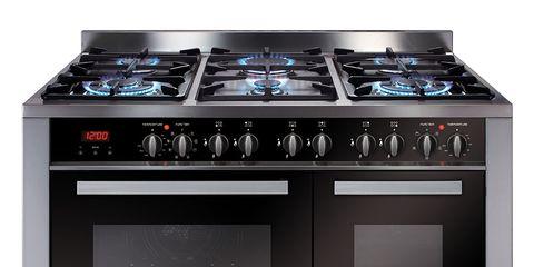 Product, Gas stove, Major appliance, Kitchen appliance, Cooktop, White, Kitchen stove, Stove, Home appliance, Machine,