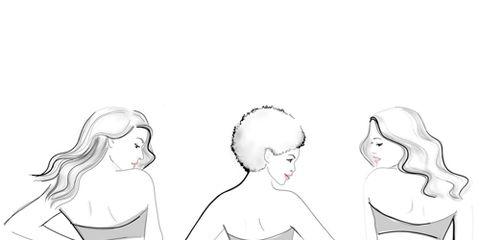 Shoulder, White, Waist, Abdomen, Neck, Chest, Trunk, Stomach, Line art, Undergarment,