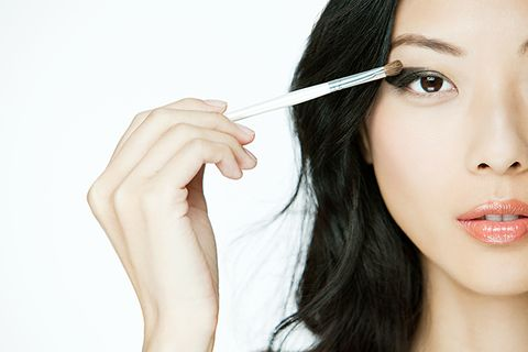 Makeup tricks for hooded eyes - Hooded eyes makeup tips