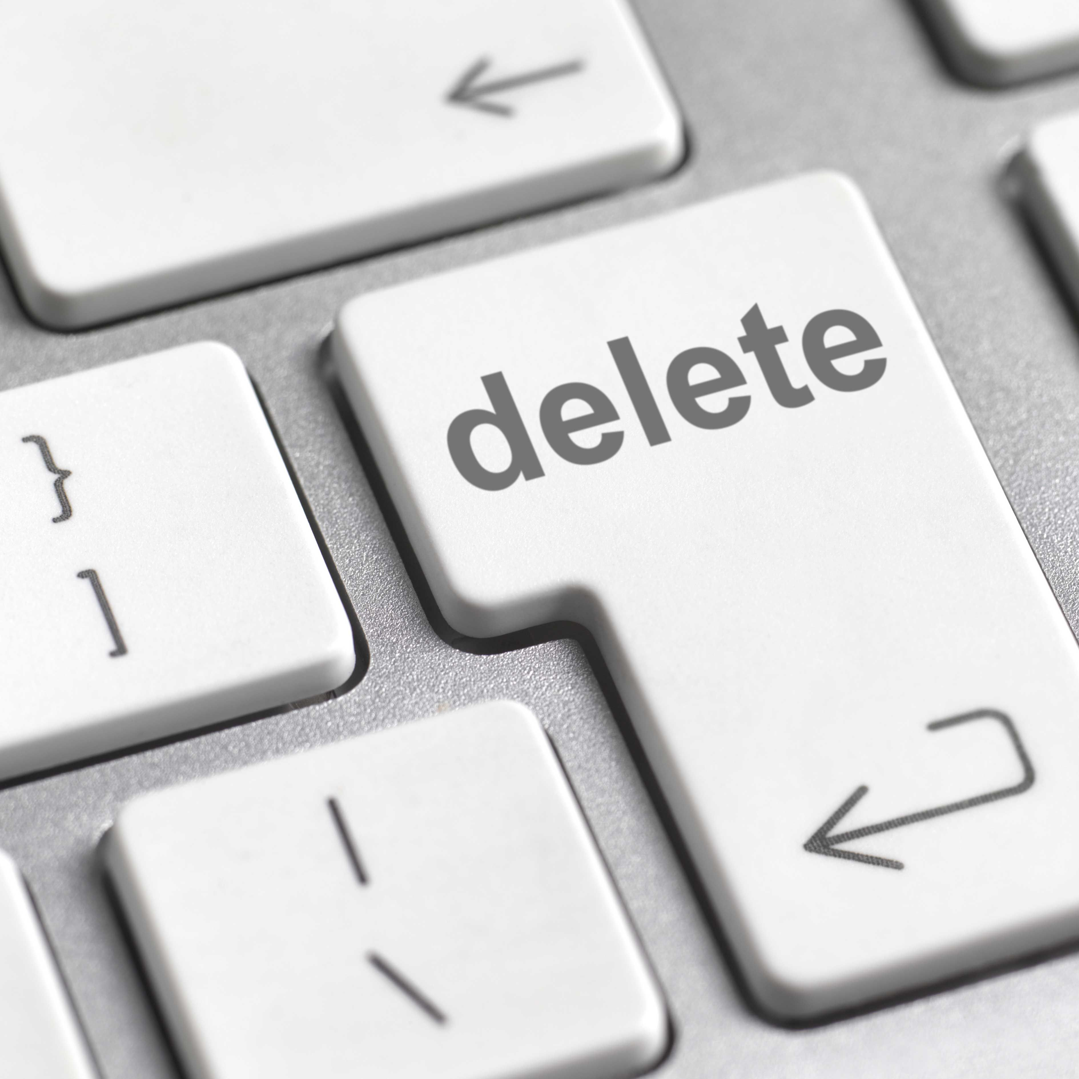 How to delete yourself from the internet