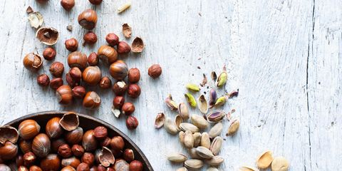 Chestnut, Ingredient, Produce, Natural foods, Nuts & seeds, Seed, Still life photography, Whole food, Nut, Hazelnut,