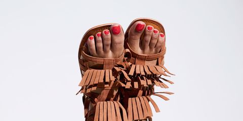 Most Of Our Customers Come On Feet >> 8 Foot Care Secrets From A Foot Model