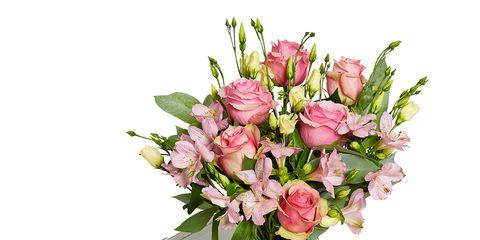 Petal, Flower, Bouquet, Pink, Cut flowers, Flowering plant, Floristry, Flower Arranging, Peach, Floral design,