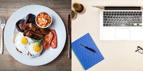 Dishware, Plate, Serveware, Tableware, Food, Cuisine, Meal, Breakfast, Dish, Ingredient,