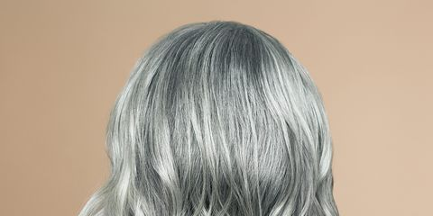 Hairstyle, Shoulder, Joint, Style, Back, Neck, Muscle, Blond, Brown hair, Long hair,