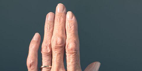 Finger, Skin, Thumb, Wrist, Gesture, Wrinkle, Nail, Flesh,