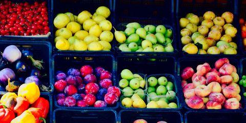 Whole food, Local food, Natural foods, Food, Fruit, Vegan nutrition, Produce, Orange, Retail, Ingredient,