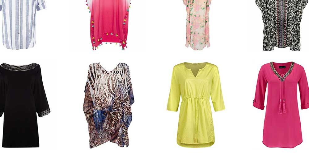 Stylish Beach Cover Ups That Cover Your Upper Arms