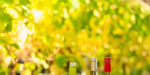 Glass, Drinkware, Drink, Bottle, Barware, Glass bottle, Stemware, Food, Wine glass, Alcoholic beverage,