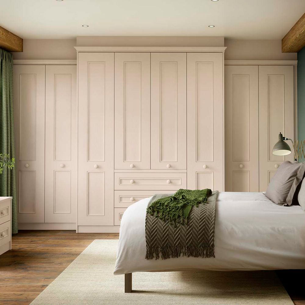 Whatever The Size Or Shape Of Your Bedroom, There Are Many Ways To Maximise  Space And Storage, And Create More Space And A More Relaxing Environment.