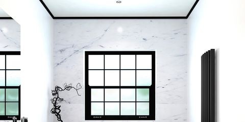 Plumbing fixture, Architecture, Room, Floor, Property, Wall, Interior design, Toilet seat, Toilet, White,