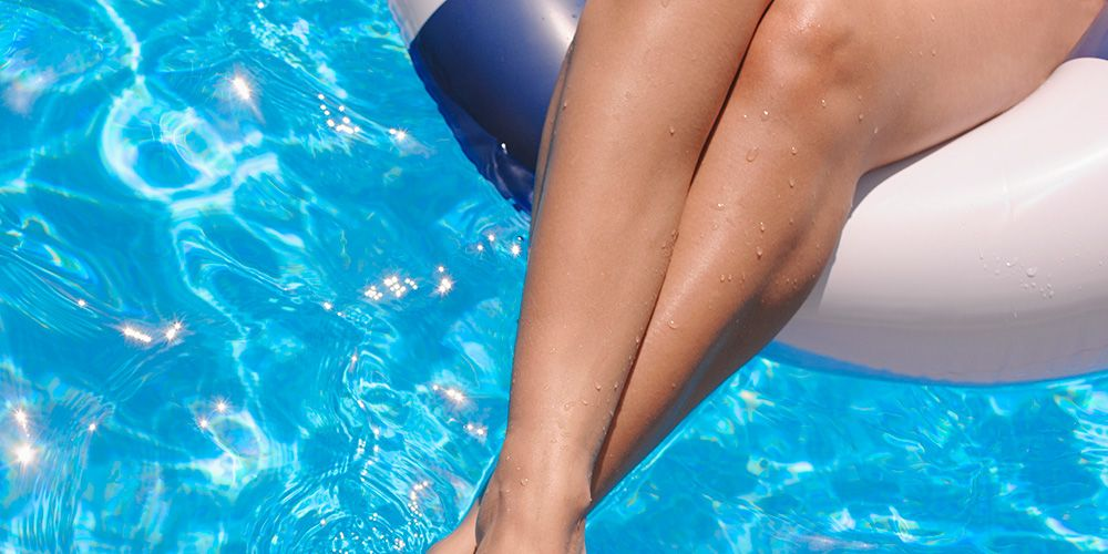 How To Get Your Legs Ready For A Summer Day In 5 Minutes