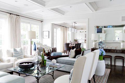 Get The Look Coastal Chic Interiors