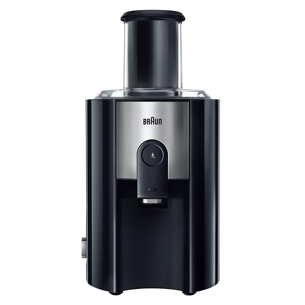 Braun J500 Spin Juicer Black 900w 1.25l