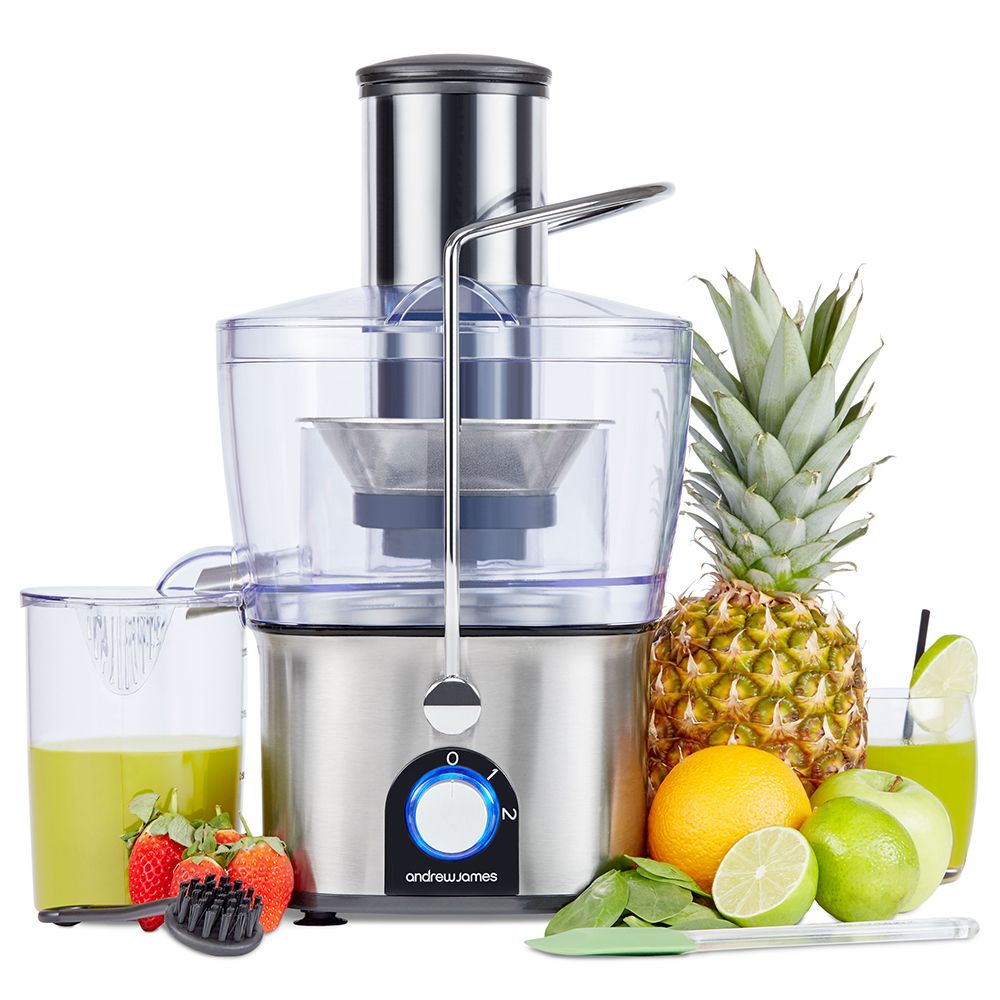 Andrew James Integrated Whole Fruit Juicer review