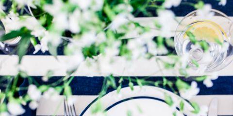 Dishware, Food, Serveware, Fruit, Plate, Porcelain, Grapevine family, Berry, Ceramic, Produce,