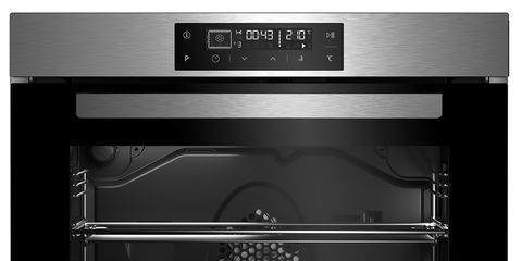 Major appliance, Home appliance, Kitchen appliance, Parallel, Machine, Rectangle, Kitchen appliance accessory, Monochrome, Black-and-white, Gas,