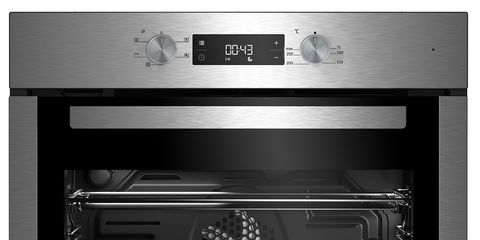 Oven, Kitchen appliance, Home appliance, Technology, Kitchen stove, Electronic device, Microwave oven,