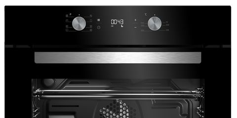 Oven, Kitchen appliance, Kitchen stove, Home appliance, Microwave oven,