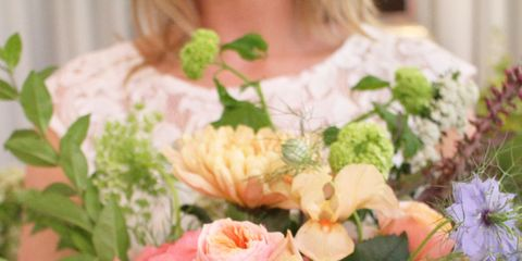 Petal, Bouquet, Flower, Floristry, Cut flowers, Pink, Flower Arranging, Flowering plant, Peach, Floral design,