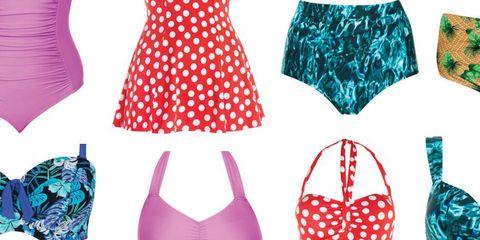 Clothing, Product, Pattern, Red, White, Fashion, Neck, Black, Aqua, Magenta,