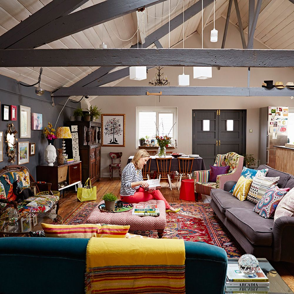 Interior Designer, Interiors Writer, TV Presenter And Judge Of BBC2u0027s The  Great Interior Design Challenge Sophie Robinson Gives Us A Sneak Peek Into  Her ...