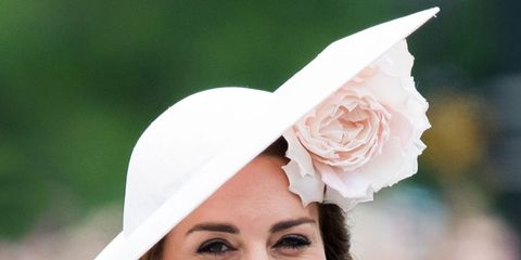 Clothing, Lip, Chin, Jewellery, Petal, White, Happy, Fashion accessory, Facial expression, Hat,