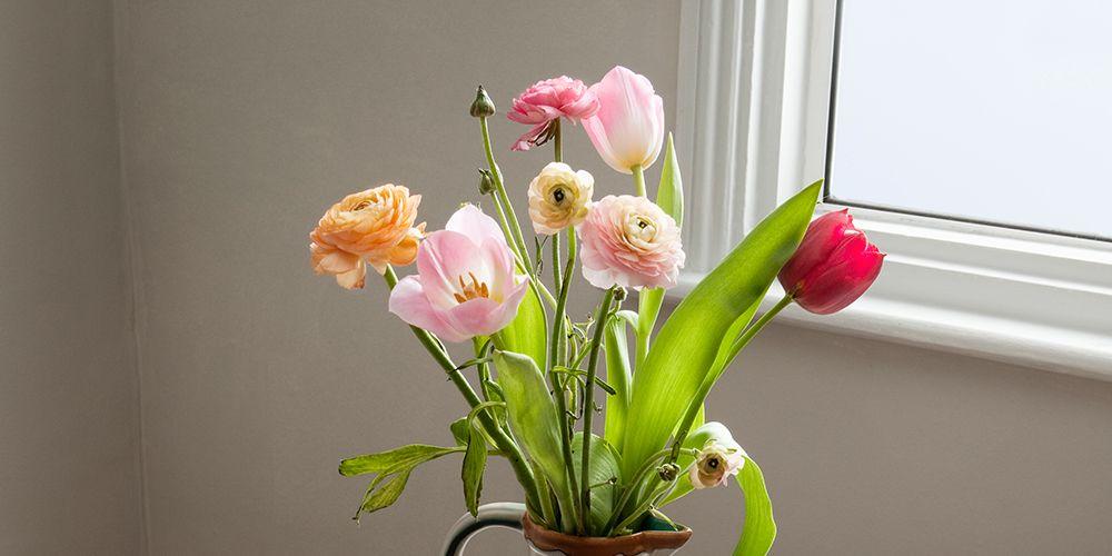 The Surprising Tricks To Help Cut Flowers Last Longer