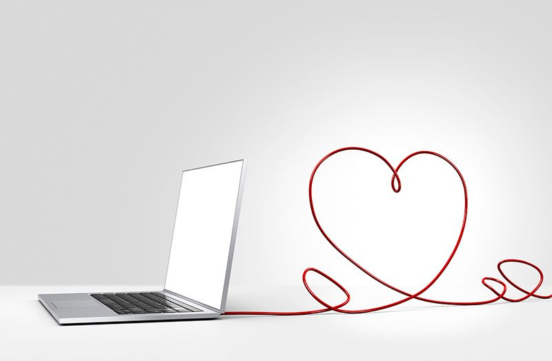 How to get noticed on online dating sites