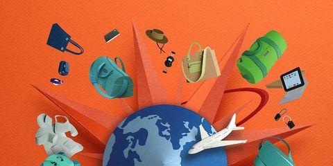 Illustration, Graphic design, World, Art, Technology, Poster, Finger, Gesture, Space, Earth,