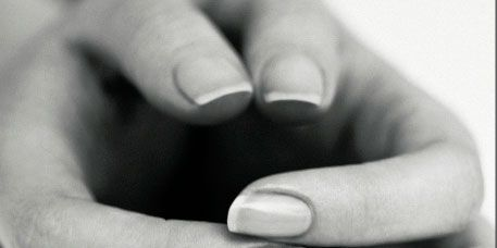 Finger, Skin, Hand, Joint, Nail, Monochrome photography, Black-and-white, Gesture, Wrist, Thumb,