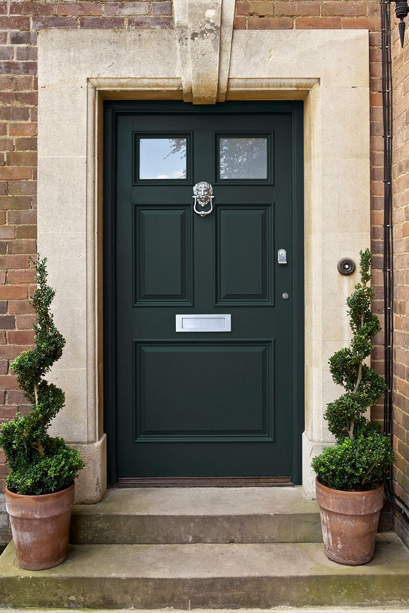 what colour should you paint your front door rh goodhousekeeping com