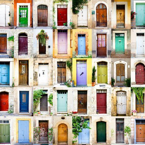 What Colour Should You Paint Your Front Door