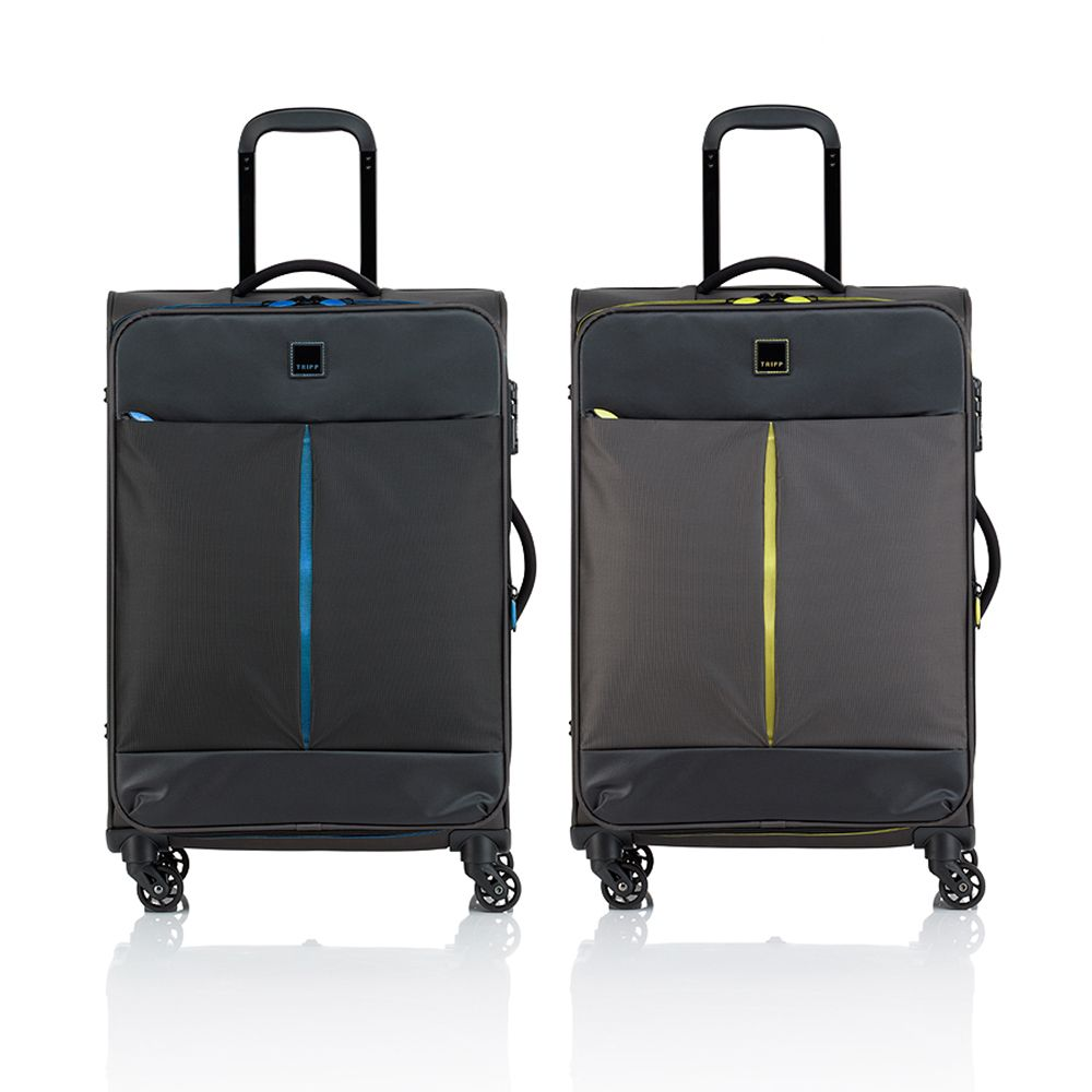 Tripp Style Lite 4 Wheeled Medium Suitcase review c735ac7c7ade6