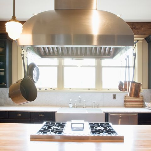 How To Clean Your Kitchen Extractor Fan Good Housekeeping