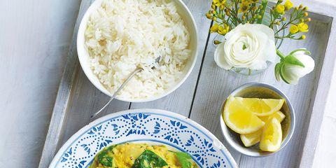 Yellow, Food, Cuisine, Ingredient, Recipe, Petal, Dish, Dishware, Meal, Garnish,