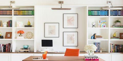 Room, Interior design, Wood, Shelf, Furniture, Table, Shelving, Wall, Floor, Interior design,