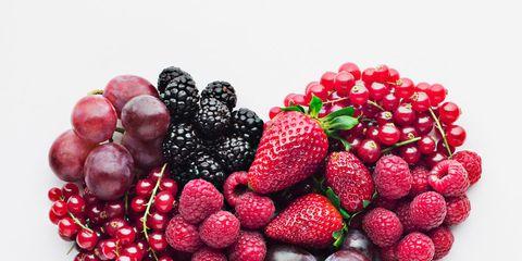 Boysenberry, Natural foods, Fruit, Produce, Food, Seedless fruit, Berry, Frutti di bosco, Sweetness, Wine raspberry,