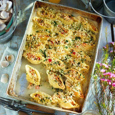 best crab recipes crab pasta shells