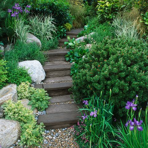Best big ideas for small gardens