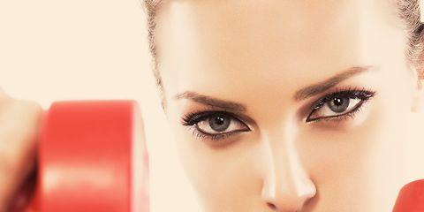 Lip, Chin, Eyebrow, Red, Eyelash, Nail, Carmine, Beauty, Lipstick, Cosmetics,