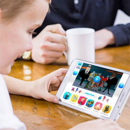 Sky Kids app lets you download shows to watch when without