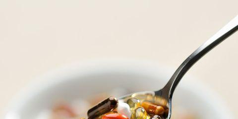 Ingredient, Food, Amber, Cuisine, Serveware, Kitchen utensil, Spoon, Cutlery, Dishware, Recipe,