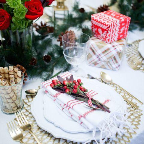 christmas table settings ideas how to transform your christmas table