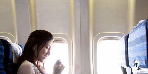 Comfort, Transport, Sitting, Public transport, Air travel, Passenger, Service, Employment, Airline, Cabin,