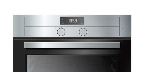 Major appliance, Home appliance, Kitchen appliance, Grey, Kitchen appliance accessory, Machine, Gas, Rectangle, Silver, Oven,