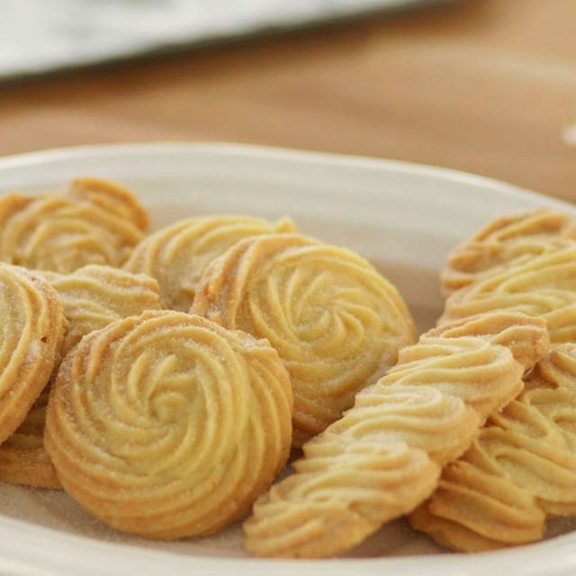 best biscuit and cookie recipes viennese whirl biscuits