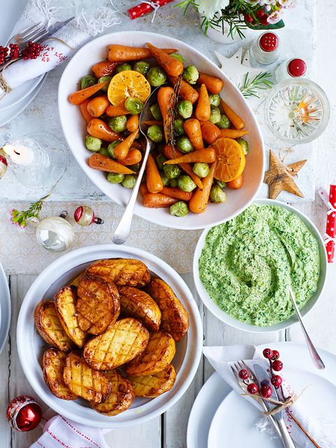 Easy Christmas Dinner.Easy Christmas Dinner For Beginners With All The Xmas
